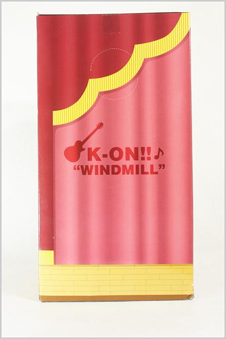 """けいおん!! プレミアムフィギュア """"WINDMILL"""""""