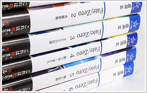 Fate/Zero 原作 全巻