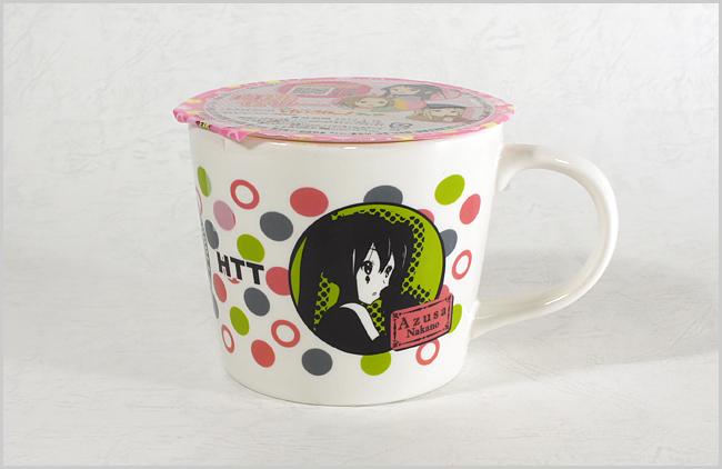 映画「けいおん!」フェア マグカップを買ってきた。