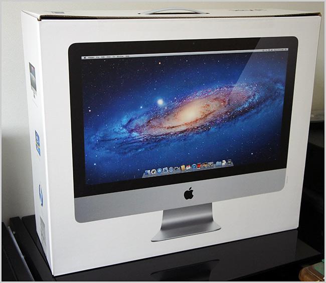 iMac買っちゃいました!