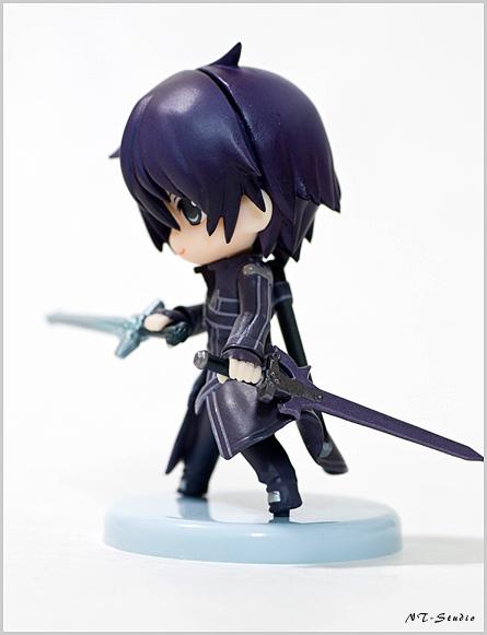 キリト にいてんご 黒の剣士Ver.