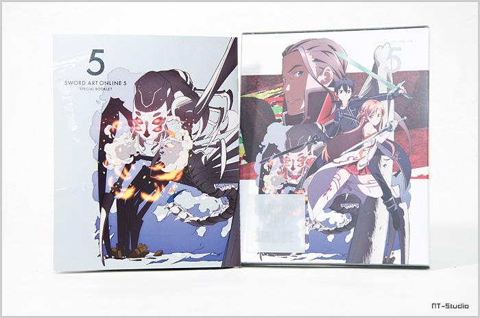 ソードアート・オンライン ブルーレイ 5巻が発売されました!