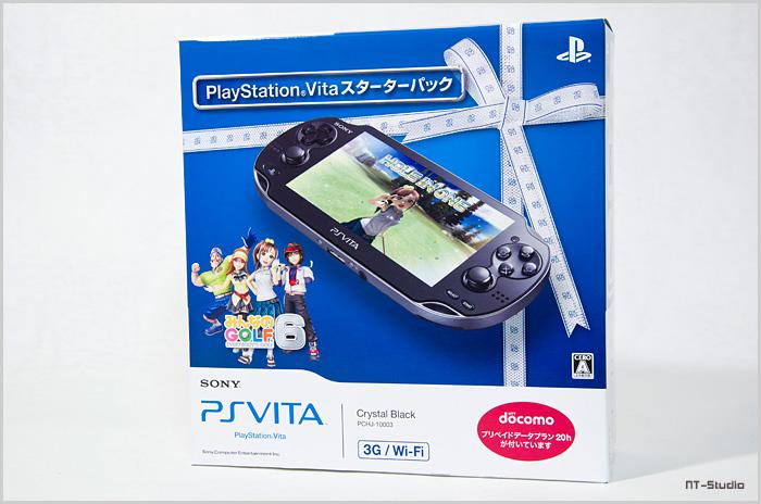 新価格のPS Vitaを買ってみました!