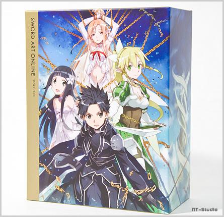 ソードアート・オンライン BOX2