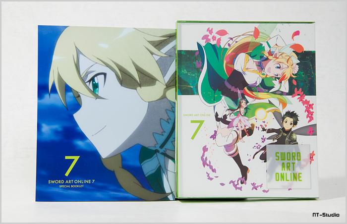 ソードアート・オンライン BD 7巻が発売されました!