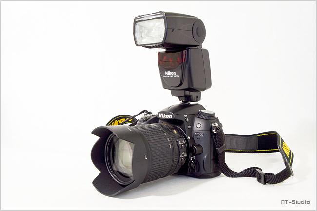 Nikon スピードライト SB-700を買ってみました。