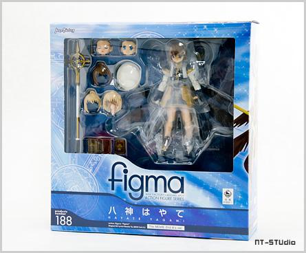 【レビュー】八神 はやて figma