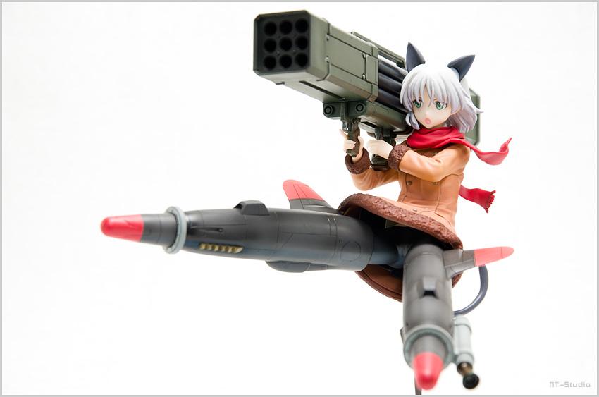 【レビュー】サーニャ・v・リトヴャク ロケットブースターver.