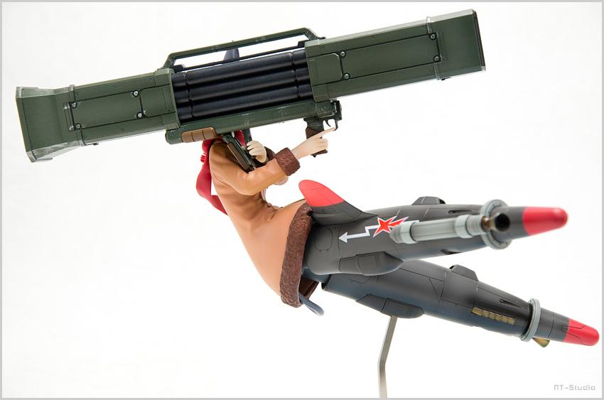 サーニャ・v・リトヴャク ロケットブースターver
